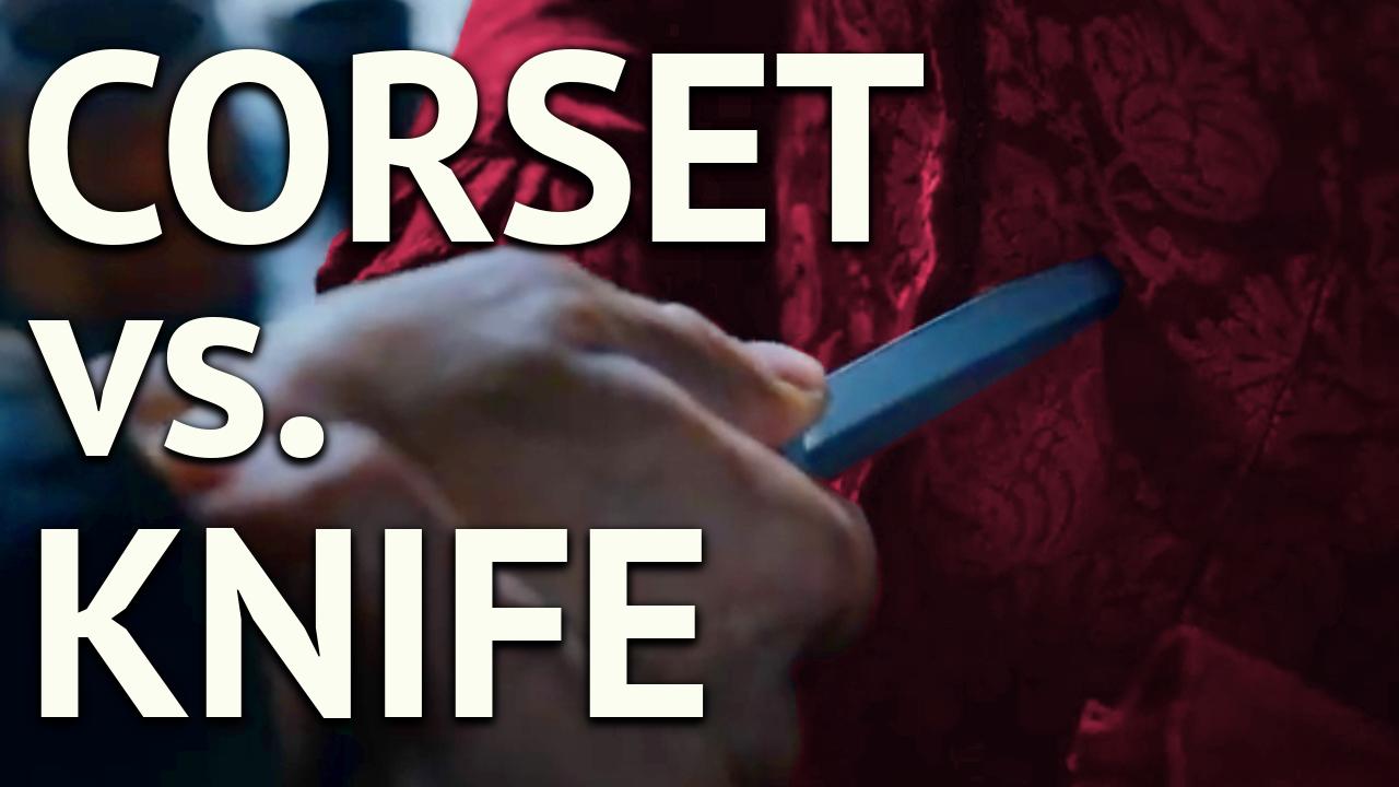Corset vs Knife thumbnail