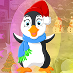 Play Games4King - G4K Christmas Penguin Escape Game