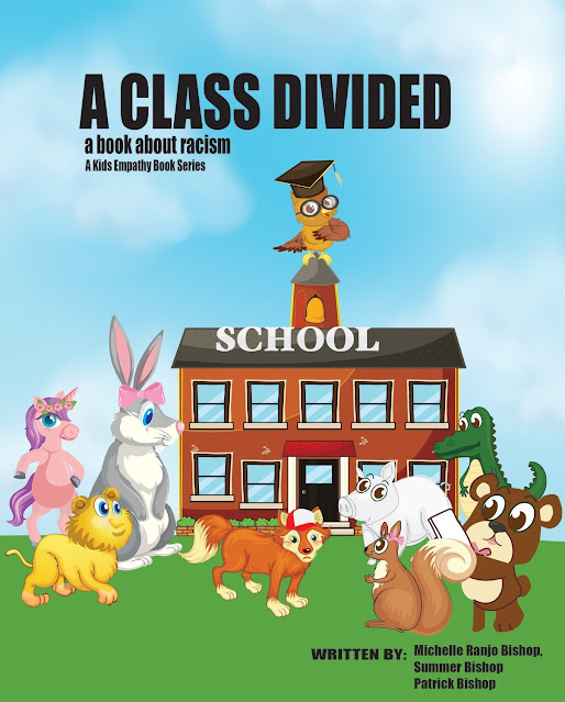 Guest Post by Patrick Bishop, Co-Author of 'A Class Divided: A Book About Racism' [FREE Digital Copy of The Book Available!]