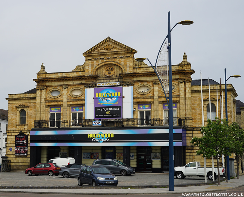 Yarmouth Hollywood Cinema in Great Yarmouth