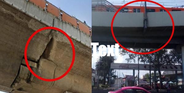 Estas son las afectaciones existentes en el Metro CDMX que están generando alarma; AMLO no sirven dicen usuarios