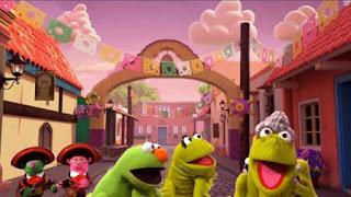 Sesame Street Elmo The Musical Iguana the Musical.1