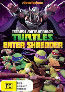 Teenage Mutant Ninja Turtles Enter Shredder Review