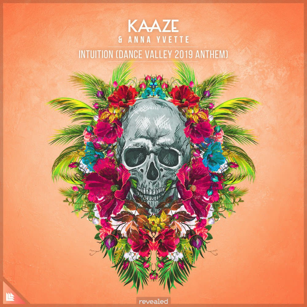 KAAZE & Anna Yvette - Intuition (Dance Valley 2019 Anthem