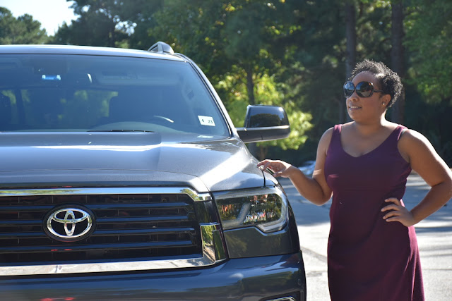 The Pros and Cons of 2018 Toyota Sequoia 4X4 TRD Sport  via  www.productreviewmom.com