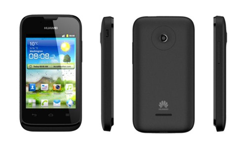 Huawei Ascend Y210D best cheap low cost android phones