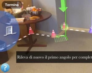 Disegna la planimetria di casa con le foto con magic plan for Software planimetria casa