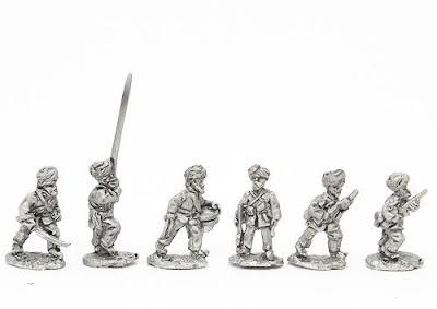 MUB3   Sikh Infantry, inc. comm