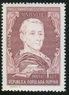 Romania Montesquieu