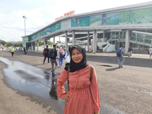 pengalaman naik Batik Air Jakarta-Labuan Bajo
