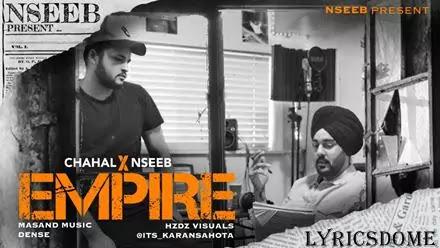 Empire Lyrics - NseeB