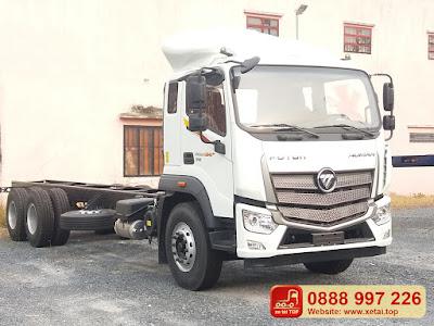Mua-xe-tải-trả-góp-auman-c240-3-chân-14-tấn