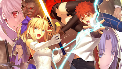 Fate/stay night: Unlimited Blade Works 2 Subtitle Batch