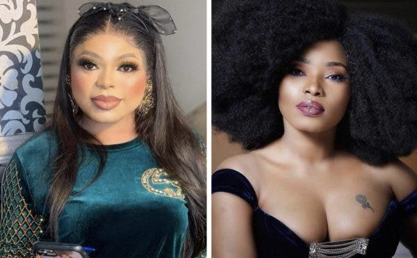 Bobrisky left a Scar in My heart- Halima Abubakar leaks the chat between she and Bobrisky