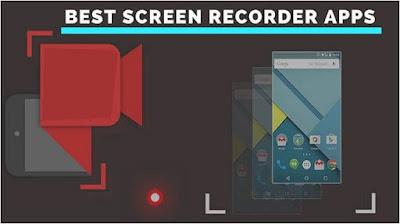 أفضل, 5, تطبيقات, لتسجيل, الشاشة, لنظام, اندرويد