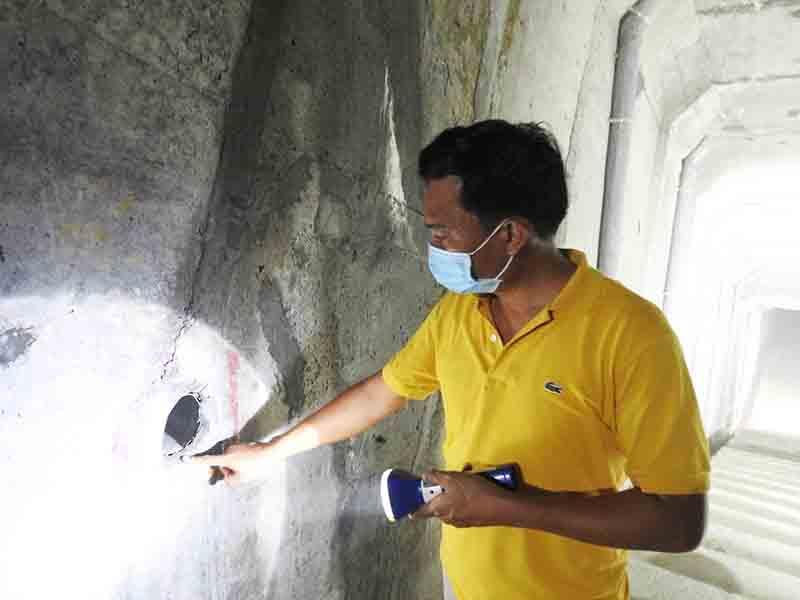 Ninh Thuận đẩy nhanh tiến độ thi công công trình thủy lợi trọng điểm