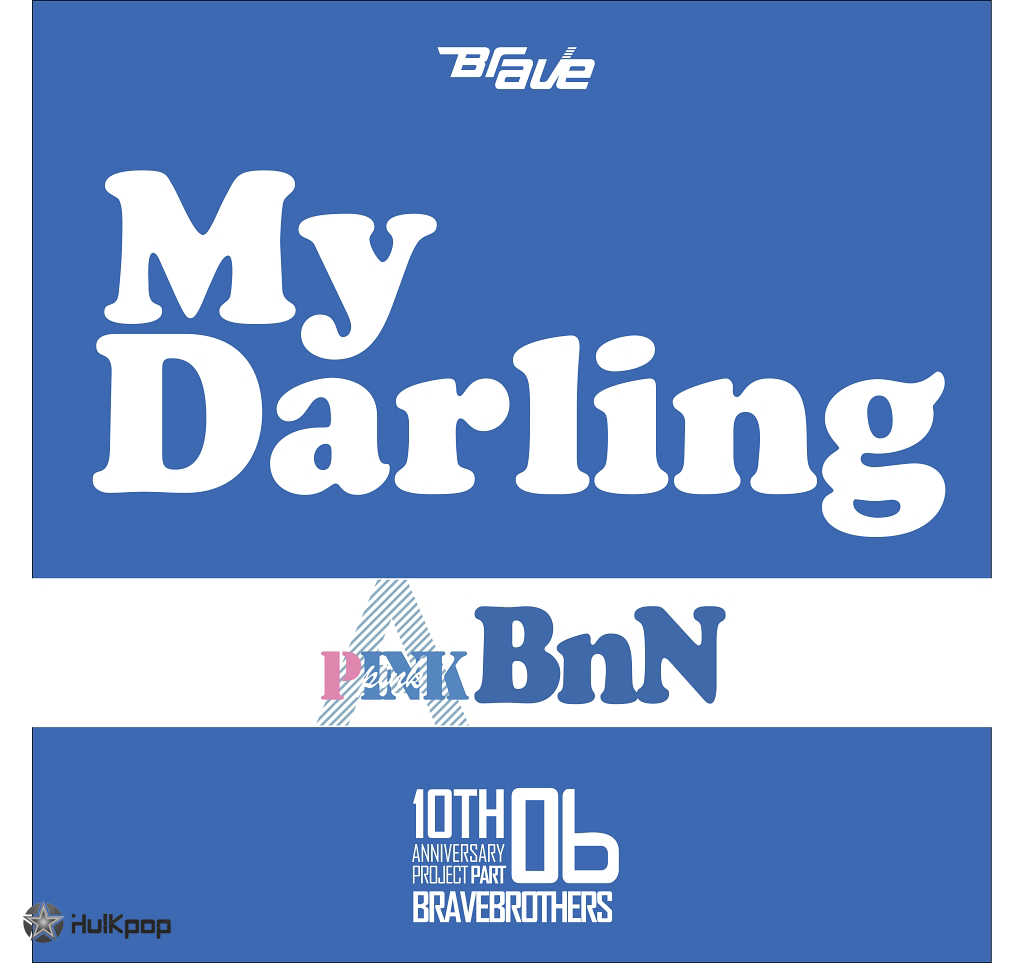 [Single] APINK BnN (Bomi & Namjoo) – My Darling
