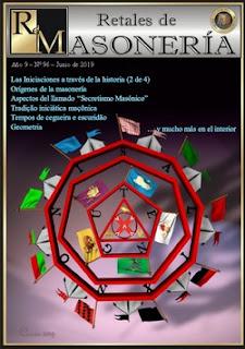 Retales Masonería 96 – Junio 2019