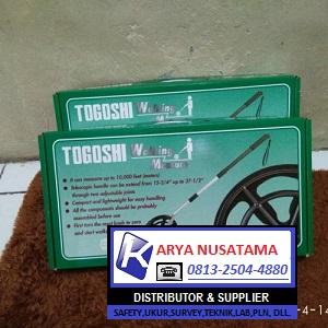 Jual Meteran Dorong TOGOSHI Manual di Balikpapan