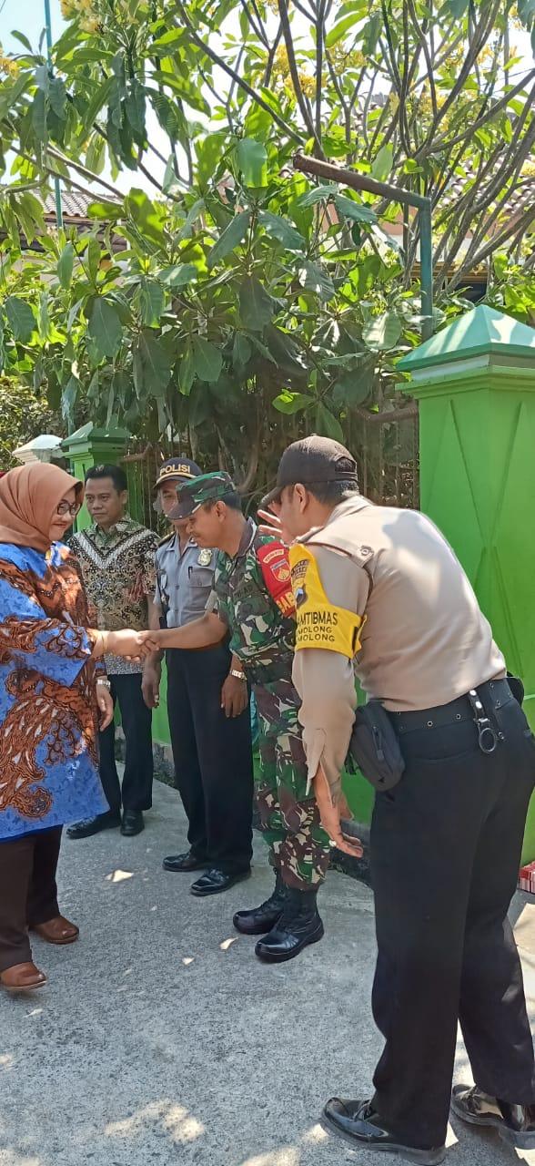 Sertu Sumanto Hadiri Silaturahim Keluarga Besar Pimpinan Daerah Aisyiyah