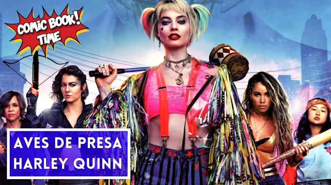 'Aves de presa', Margot Robbie conserva su reinado en Gotham como Harley Quinn