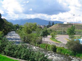 Ciudad Inca de Tomebamba