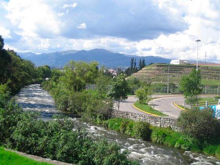 Tomebamba, una ciudad inca en Ecuador