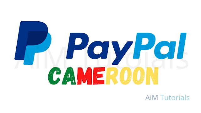 how to create a verified paypal account in cameroon