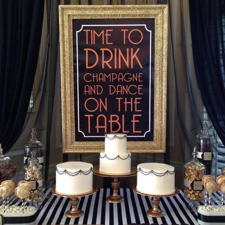 New Year Eve Party | Themes | Ideas for adults | Games | Teenagers ...