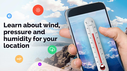 Download Thermometer App for Measure Temperature