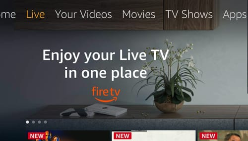 Amazon Fire TV expands the capabilities of live TV
