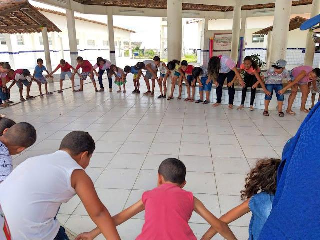 Projeto Colônia de Férias nas Escolas de Panelas-PE