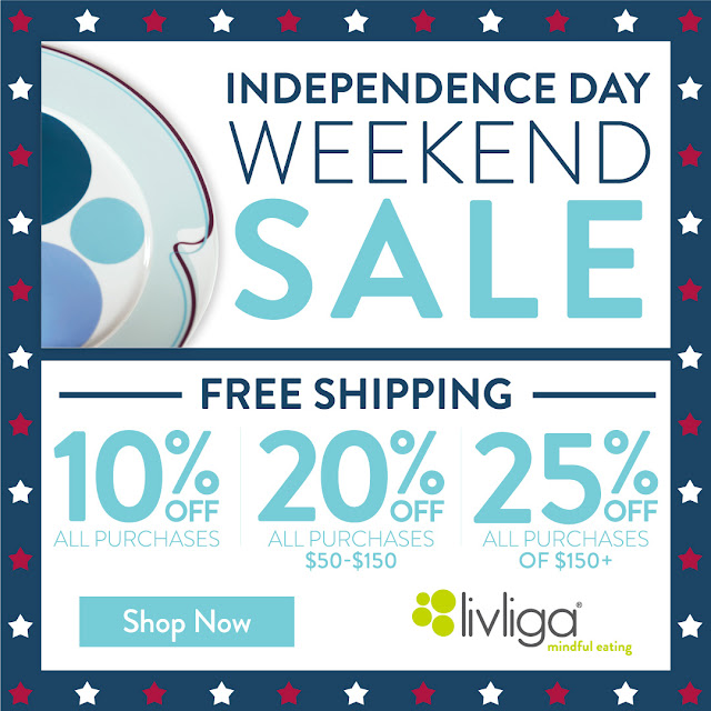Livliga's Independence Day Weekend Sale