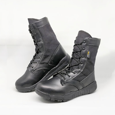 Sepatu PDL Blackwater 8 inc Hitam