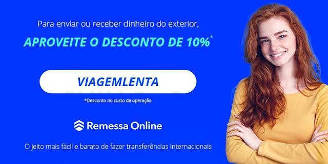 Use o cupom do blog e receba desconto em suas transferências de dinheiro ao exterior, seja para envio ou recebimento.