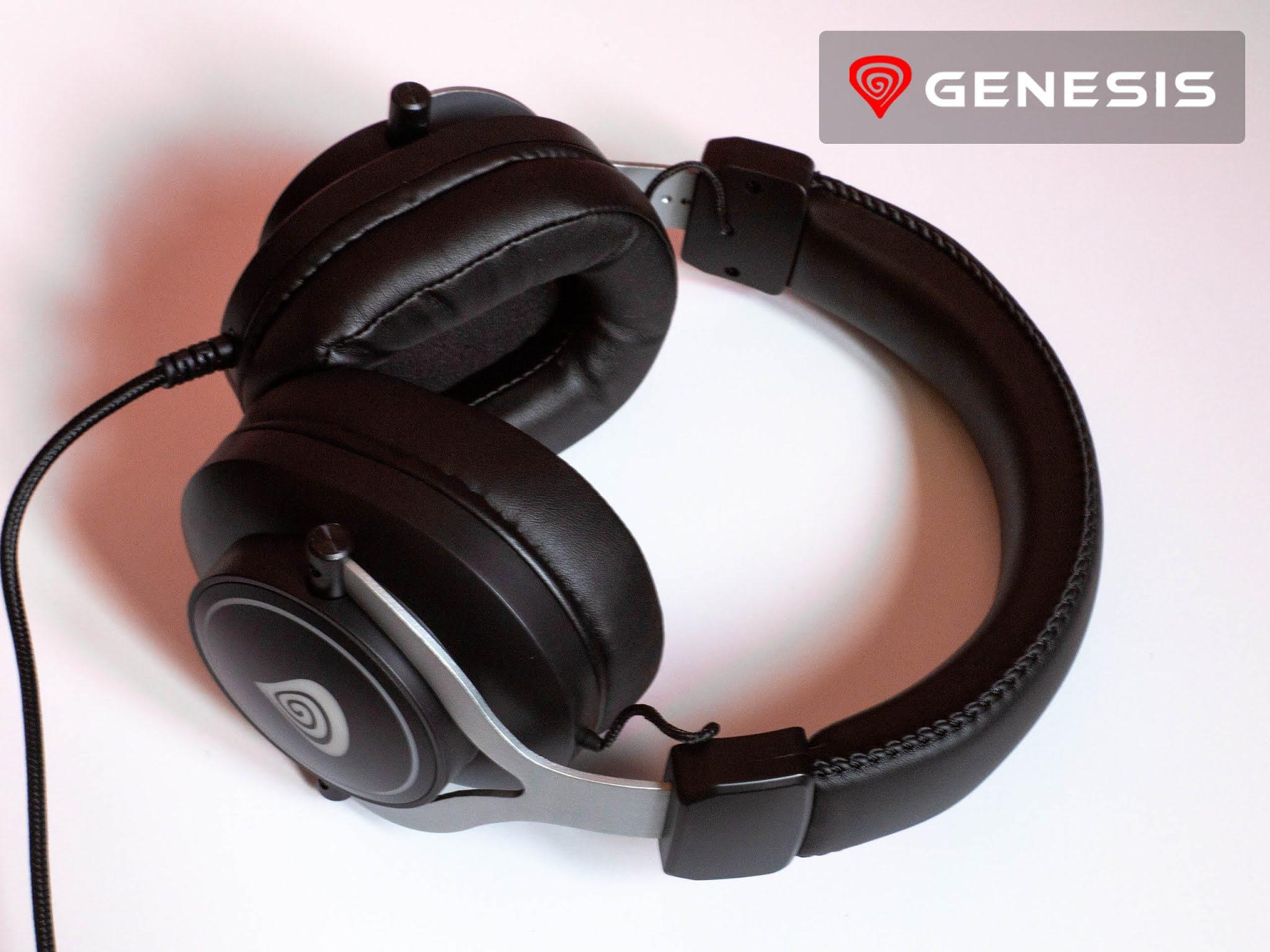 Genesis Neon 750 RGB wygląd