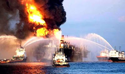 Deepwater Horizon Blowout
