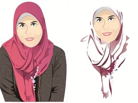 Tia Marty Al-Zahira Blogger dan Penulis Skenario
