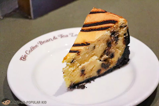 Chocolate Chip Cheesecake of Coffee Bean