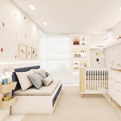 desain kamar tidur yang unik dan kreatif