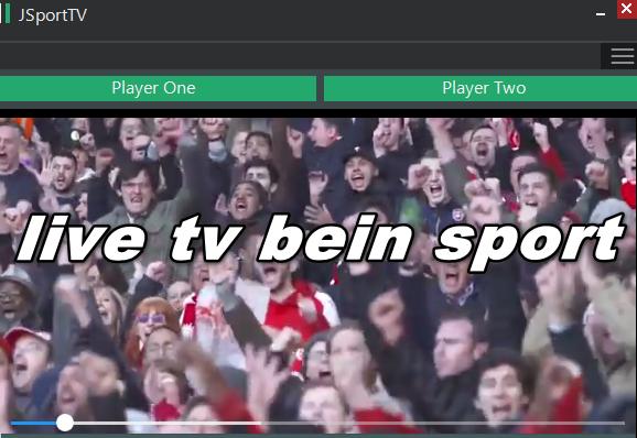 برنامج JSport TV لمشاهدة قنوات bein sport، برنامج فى غاية روعة ويعمل على جهاز الكمبيوتر ويتوفر على تطبيق يمكنك تحميله على هاتف الذكى الاندرويد و الايفون ايضا.