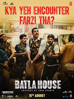 Batla House First Look Poster 5