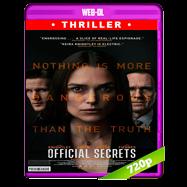 Secretos de Estado (2019) AMZN WEB-DL 720p Latino