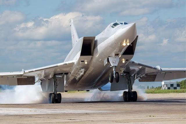Tupolev Tu-22M3 Specs