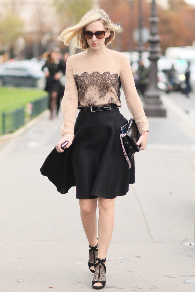styledeityinathens paris fashion week street style ss2013. Black Bedroom Furniture Sets. Home Design Ideas