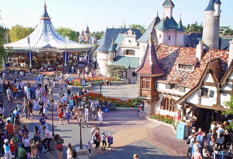 Disneyland Paris Fantasyland