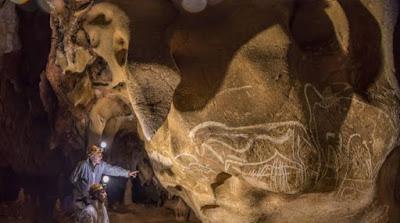 la grotta Chauvet storia dell'arte rupestre preistoria paleolitico