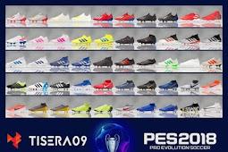 New Bootpack V.10 Season 2019-2020 - PES 2018