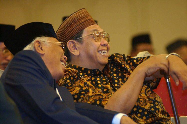 Saat Gus Dur Bikin Pemimpin Negara Adidaya Tertawa Ngakak