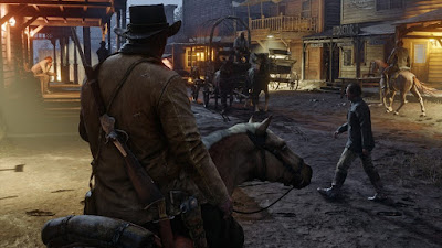 דחייה נוספת של Red Dead Redemption 2